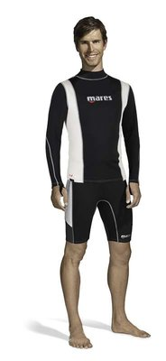 Mares Fire skin Long Sleeve Man/outlet