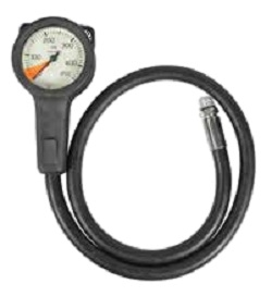 Manometer 63 mm 450 bar