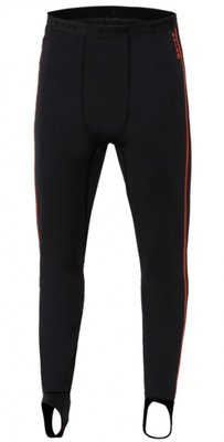 Bare Ultrawarmth Base Layer Pant Black/Lava Men