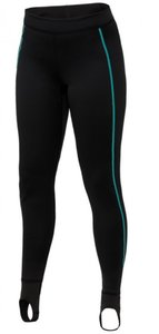 Bare Ultrawarmth Base Layer Pant Black/Lava Women