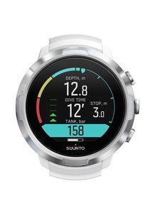 Suunto D5 White of Black with USB