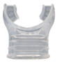 lady and childrens mouthpiece clear