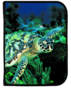 logbook 3 ring binder turtle print